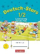 Cover-Bild zu Deutsch-Stars, Allgemeine Ausgabe, 3./4. Schuljahr, Lesetraining für Fußballfans, Übungsheft, Mit Lösungen von Scholtes, Cornelia