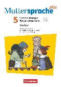 Cover-Bild zu Muttersprache plus, Sachsen 2019, 5. Schuljahr, Handreichungen für den Unterricht mit CD-ROM, Didaktischer Kommentar von Behlert, Susanne