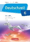 Cover-Bild zu Deutschzeit, Baden-Württemberg, Band 6: 10. Schuljahr, Servicepaket mit CD-ROM, Handreichungen, Kopiervorlagen, Klassenarbeiten von Behlert, Susanne