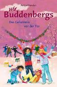 Cover-Bild zu Herden, Antje: Wir Buddenbergs - Das Geheimnis vor der Tür