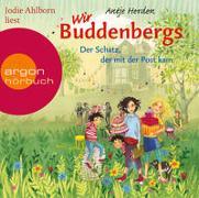 Cover-Bild zu Herden, Antje: Wir Buddenbergs - Der Schatz, der mit der Post kam
