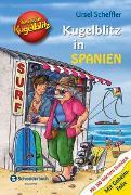 Cover-Bild zu Scheffler, Ursel: Kommissar Kugelblitz - Kugelblitz in Spanien