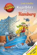 Cover-Bild zu Scheffler, Ursel: Kommissar Kugelblitz - Kugelblitz in Hamburg