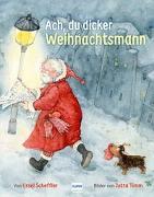 Cover-Bild zu Scheffler, Ursel: Ach, du dicker Weihnachtsmann