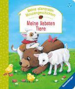 Cover-Bild zu Scheffler, Ursel: Meine liebsten Tiere