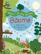 Cover-Bild zu Warwick, Kevin: Kennst du die Natur? - Bäume. Das Aktiv- und Wissensbuch für Kinder ab 7 Jahren