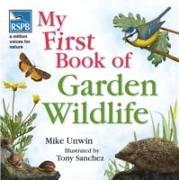 Cover-Bild zu Unwin, Mike: RSPB My First Book of Garden Wildlife