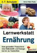 Cover-Bild zu Lernwerkstatt Ernährung von Pauly, Hans-Peter