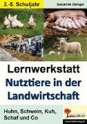 Cover-Bild zu Lernwerkstatt Nutztiere in der Landwirtschaft