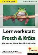 Cover-Bild zu Lernwerkstatt Frosch & Kröte von Rosenwald, Gabriela