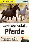 Cover-Bild zu Lernwerkstatt Pferde (eBook) von Aepli, Edith