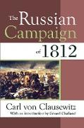 Cover-Bild zu Clausewitz, Carl Von: The Russian Campaign of 1812 (eBook)
