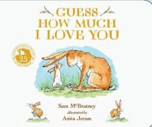 Cover-Bild zu McBratney, Sam: Guess How Much I Love You