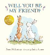 Cover-Bild zu McBratney, Sam: Will You Be My Friend?