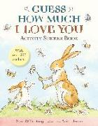 Cover-Bild zu McBratney, Sam: Guess How Much I Love You: Activity Sticker Book
