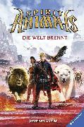 Cover-Bild zu Auxier, Jonathan: Spirit Animals, Band 11: Die Welt brennt (eBook)
