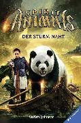 Cover-Bild zu Johnson, Varian: Spirit Animals, Band 10: Der Sturm naht (eBook)