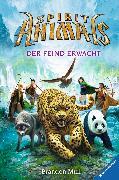 Cover-Bild zu Mull, Brandon: Spirit Animals 1: Der Feind erwacht (eBook)