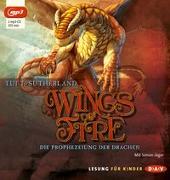 Cover-Bild zu Sutherland, Tui T.: Wings of Fire - Teil 1: Die Prophezeiung der Drachen