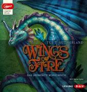 Cover-Bild zu Sutherland, Tui T.: Wings of Fire - Teil 3: Das bedrohte Königreich (1 mp3-CD)