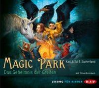 Cover-Bild zu Sutherland, Tui T.: Magic Park