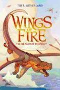 Cover-Bild zu Sutherland, Tui T.: The Dragonet Prophecy
