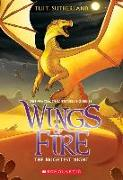 Cover-Bild zu Sutherland, Tui T.: Wings of Fire Book Five: The Brightest Night