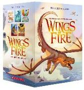 Cover-Bild zu Sutherland, Tui T.: Wings of Fire Boxset, Books 1-5 (Wings of Fire)