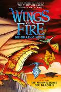 Cover-Bild zu Sutherland, Tui T.: Wings of Fire Graphic Novel #1