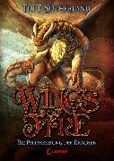 Cover-Bild zu Sutherland, Tui T.: Wings of Fire 1 - Die Prophezeiung der Drachen (eBook)