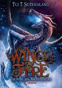 Cover-Bild zu Sutherland, Tui T.: Wings of Fire - Die Insel der Nachtflügler