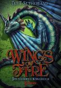 Cover-Bild zu Sutherland, Tui T.: Wings of Fire - Das bedrohte Königreich
