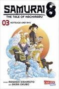 Cover-Bild zu Kishimoto, Masashi: Samurai8 3