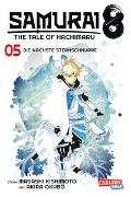 Cover-Bild zu Kishimoto, Masashi: Samurai8 5