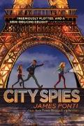Cover-Bild zu Ponti, James: City Spies (eBook)