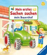 Cover-Bild zu Grimm, Sandra: Mein erstes Sachen suchen: Mein Bauernhof