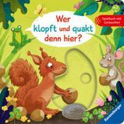 Cover-Bild zu Grimm, Sandra: Wer klopft und quakt denn hier?