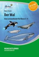 Cover-Bild zu Der Wal. Grundschule, Sachunterricht, Klasse 3-4 von Hasler, Mara