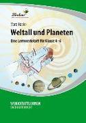 Cover-Bild zu Weltall und Planeten (PR) von Hasler, Mara
