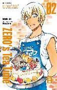 Cover-Bild zu Arai, Takahiro: Zero's Teatime 02