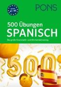 Cover-Bild zu PONS 500 Übungen Spanisch