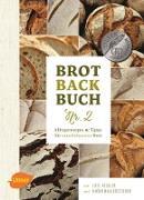 Cover-Bild zu Geißler, Lutz: Brotbackbuch Nr. 2 (eBook)