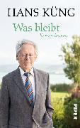 Cover-Bild zu Küng, Hans: Was bleibt