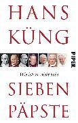 Cover-Bild zu Küng, Hans: Sieben Päpste