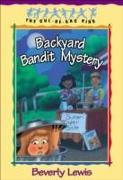 Cover-Bild zu Lewis, Beverly: Backyard Bandit Mystery