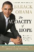 Cover-Bild zu Obama, Barack: The Audacity of Hope
