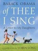 Cover-Bild zu Obama, Barack: Of Thee I Sing (eBook)