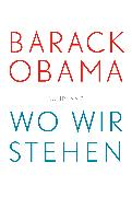 Cover-Bild zu Obama, Barack: Wo wir stehen (eBook)