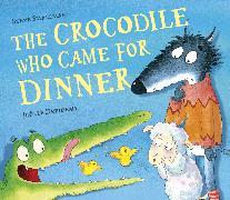 Cover-Bild zu Smallman, Steve: The Crocodile Who Came For Dinner