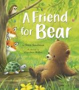 Cover-Bild zu Smallman, Steve: A Friend for Bear